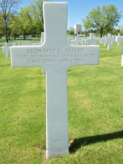 SSgt Howard E. Sharp