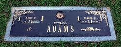 Doris Elizabeth <i>Summers</i> Adams