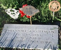 Theodore A Coffman