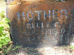 Isabella S. Belle <i>Coats</i> Hartsfield
