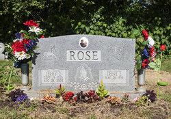 Jerry Dean Rose