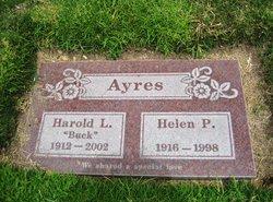 Harold L. Buck Ayres