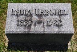 Lydia Ann <i>Apple</i> Urschel