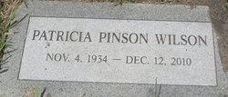 Patricia <i>Pinson</i> Wilson