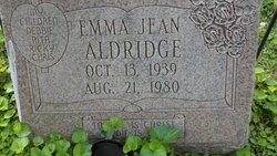 Emma Jean Aldridge