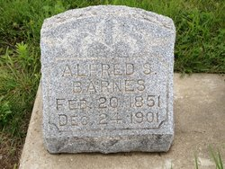Alfred Samuel Barnes