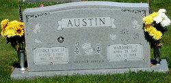 Marjorie J. <i>Rowan</i> Austin