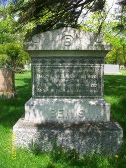Mary E. <i>Greenleaf</i> Bemis