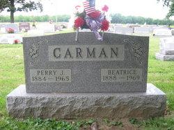 Perry John Carman, Sr