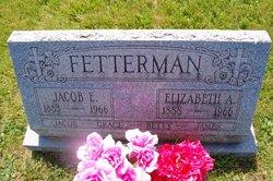 Elizabeth Ann <i>Williams</i> Fetterman