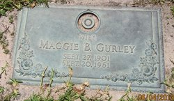 Maggie Bell <i>Smith</i> Gurley