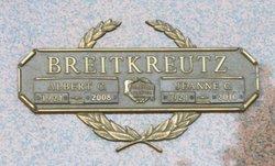 Albert Charles Breitkreutz