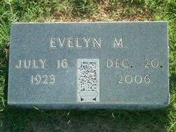 Evelyn M Chambers