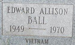 Corp Edward Allison Ball