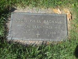 Louis P Lou Bagnall