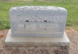 Dora Mae <i>Mooneyham</i> Mooningham