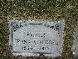 Frank Xavier Middel