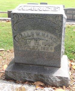 Qualls W. Nance