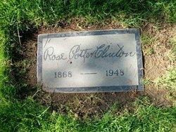 Rose Potter <i>Potter</i> Clinton