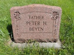Peter H Beyen