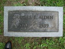Charles E Alden