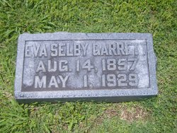 Eva J <i>Selby</i> Garrett