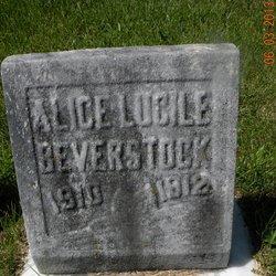 Alice Lucile Beverstock