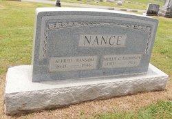 Alfred Ransom Nance, Sr
