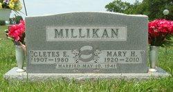 Mary Helen <i>Belt</i> Millikan