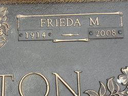 Frieda Mae <i>Keller</i> Brereton