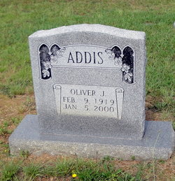 Oliver J Addis