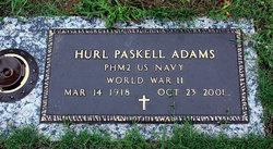 Hurl Paskell Adams