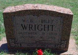 W B Bill Wright