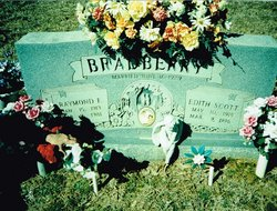 Edith Estelle <i>Scott</i> Bradberry