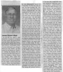 James Robert Jim Albat