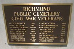 Richmond Cemetery
