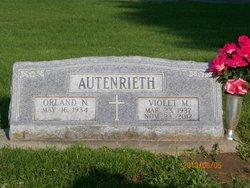 Violet M. Autenrieth