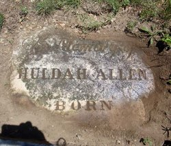 Huldah Ann Allen