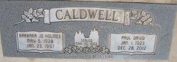 Paul David Caldwell