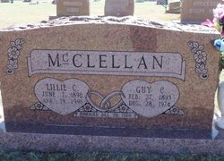 Lillie Catherine <i>Guest</i> McClellan