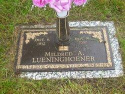 Mildred Alice <i>Stevens</i> Lueninghoener