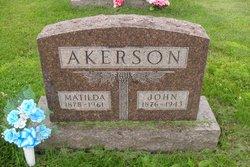 John Akerson
