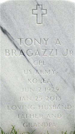 Anthony A Tony Bragazzi, Jr