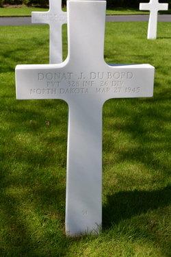 Donat J DuBord