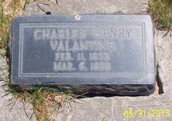 Charles Henry Valantine