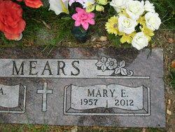 Mary Elizabeth <i>Tluscik</i> Mears