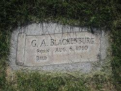 Glen A Blackenburg
