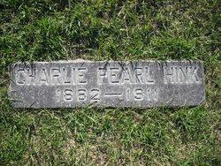 Charlie Pearl <i>Ament</i> Hink