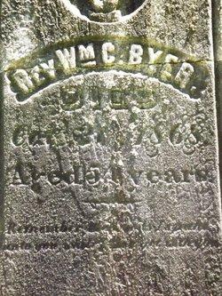 Rev William C Byer