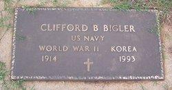 Clifford B Bigler